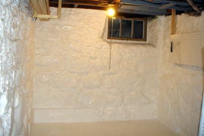 Sani-tred waterproof basement