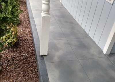complete concrete resurface project finished by wilmington concrete resurfacing