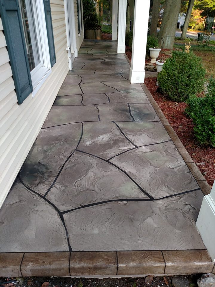 Putting Green Removed From Delaware Porch