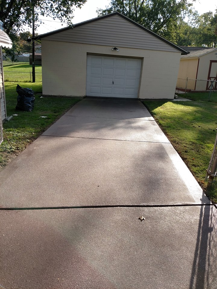 Complete Concrete Project in Claymont Delaware
