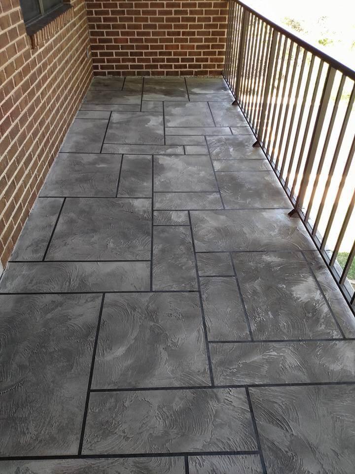 Concrete Balcony Resurfacing