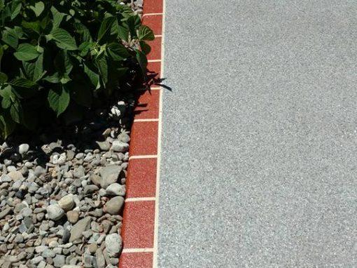 Decorative Concrete Makeover Using Graniflex