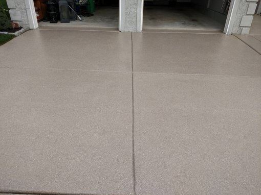 Concrete Resurfacing Project in Garnet Valley, PA