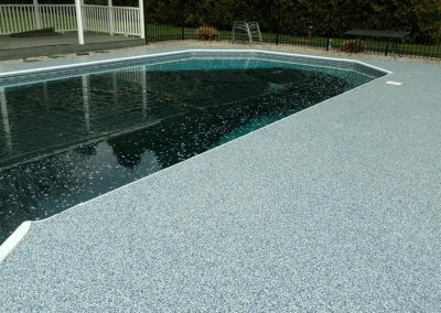 Pool Deck Makeover in Rising Sun, MD